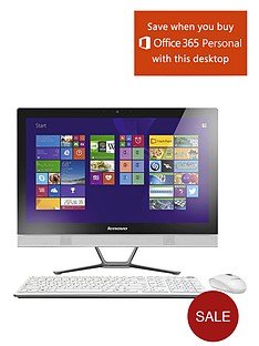 lenovo-c50-intelreg-coretrade-i5-processor-8gb-ram-1tb-hard-drive-wi-fi-23-inch-touchscreen-all-in-one-desktop-with-2gb-dedicated-graphics-and-optional-microsoft-office-365-personal