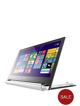 lenovo-flex-2-15-intelreg-coretrade-i5--4210u-processor-17--27ghz-8gb-ddr3l-ram-1tb-hard-drive-156-inch-full-hd-touchscreen-2-in-1-laptop-with-2gb-nvidia-geforce-820m-dedicated-graphics--white