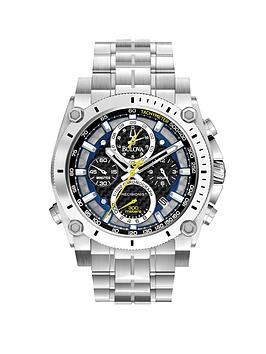 bulova-precisionist-chronograph-stainless-steel-bracelet-mens-watch