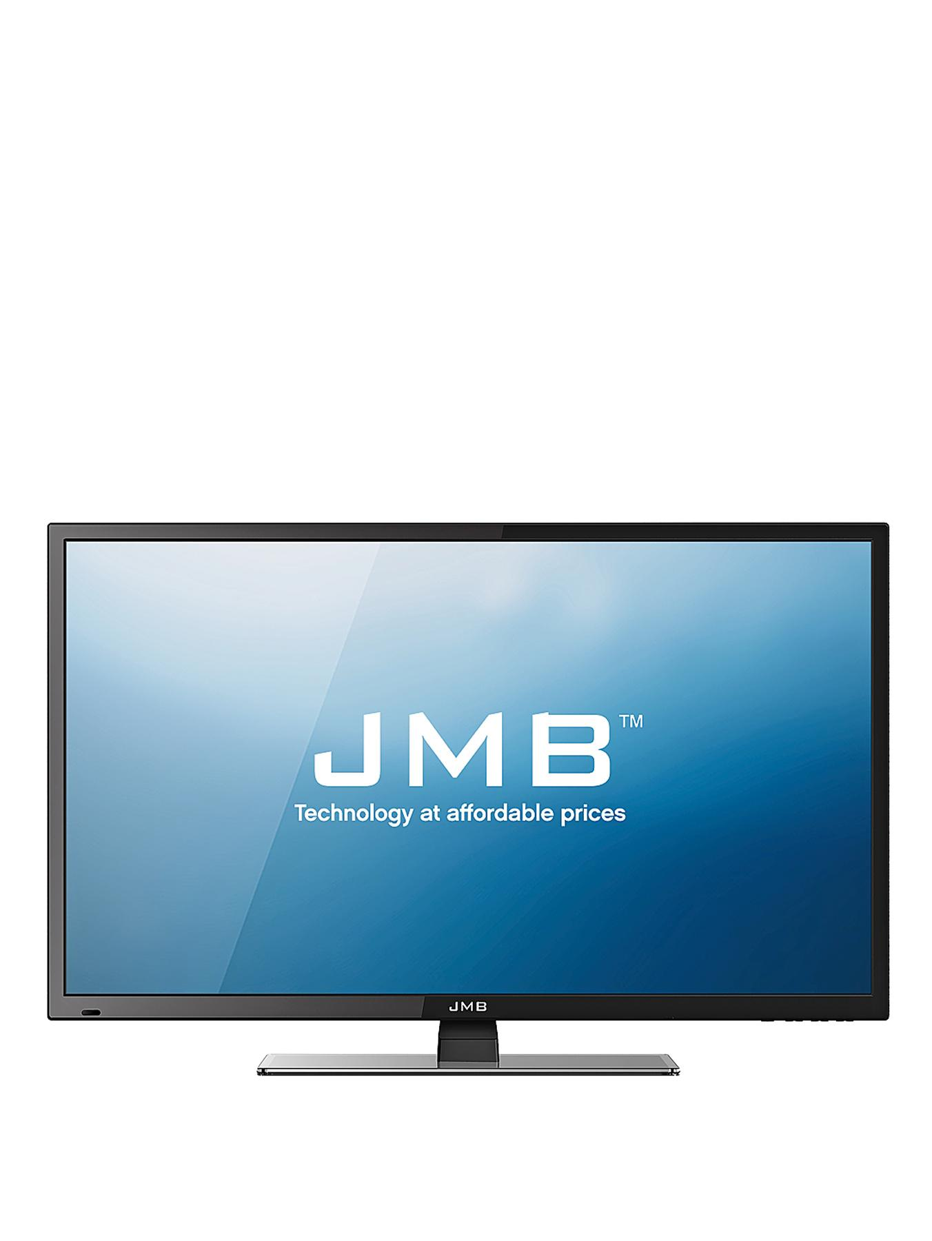 JMB 50 inch Full HD Freeview LED TV - Black at Very, from Littlewoods