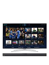 UE48H6240 48 inch Active 3D Smart Full HD Freeview HD LED TV and HW-H355 120-watt Soundbar