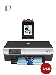 hp-envy-5530-eaio-printer-plus-additional-hp-301-black-ink-cartridge