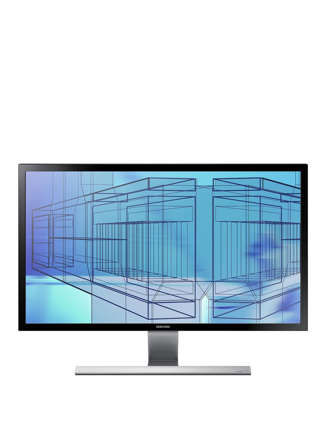 Samsung U28D590D 28 inch LED 4K, 3840 x 2160, 2 x HDMI Display Port Monitor