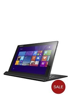 lenovo-miix-3-with-keyboard-intelreg-atomtrade-processor-2gb-ram-32gb-hard-drive-wi-fi-101-inch-touchscreen-2-in-1-laptop--black