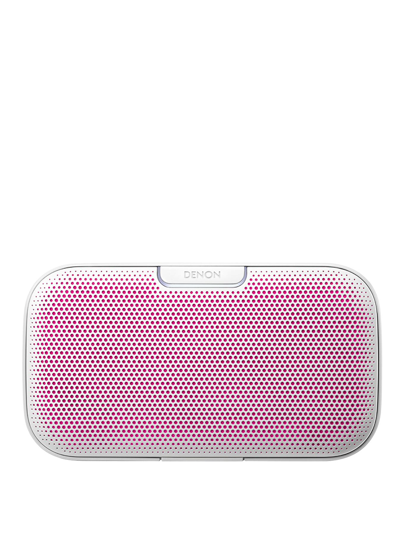 Denon Envaya Bluetooth Speaker - White - White, White