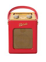 Mini Revival DAB/DAB+/FM Digital Radio - Red