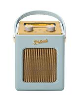 Mini Revival DAB/DAB+/FM Digital Radio - Duck Egg Blue
