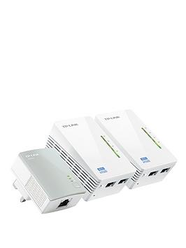 tp-link-av600-powerline-triple-kit-with-300mbps-wi-fi-white
