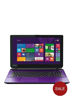 toshiba-l50-d-b-16t-amd-e1-processor-6gb-ram-1tb-hard-drive-wi-fi-156-inch-laptop--purple