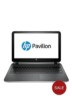 hp-pavilion-15-p264na-amd-a10-processor-8gb-ram-1tb-hard-drive-wi-fi-bgn-bt-156-inch-laptop-with-optional-microsoft-office-365-personal-silver