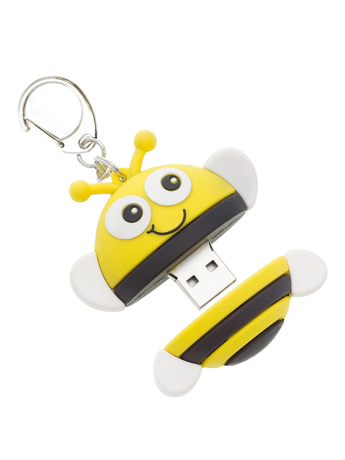 Trendz 8Gb Character Bee USB Drive