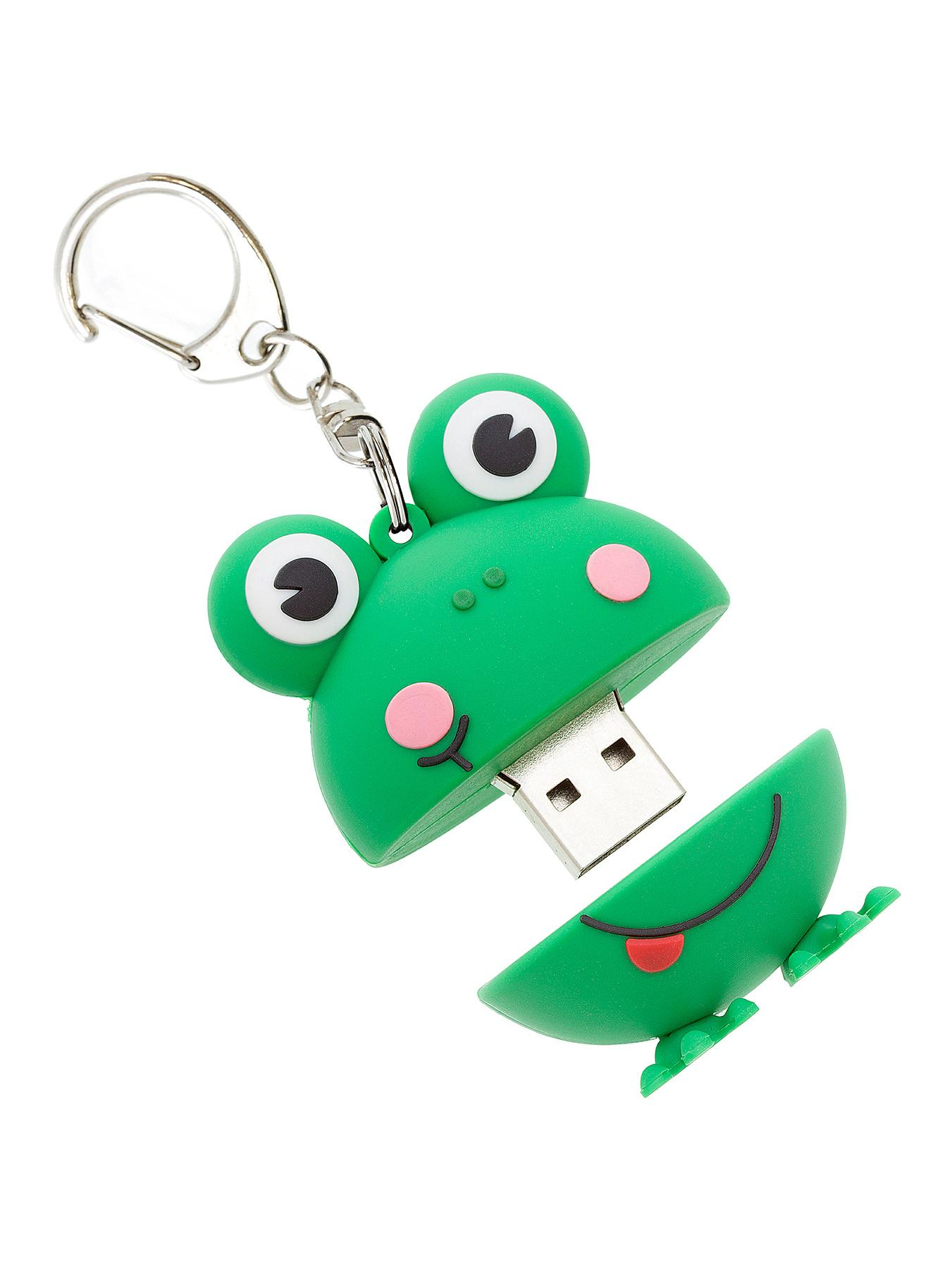 Trendz 8Gb Character Frog USB Drive