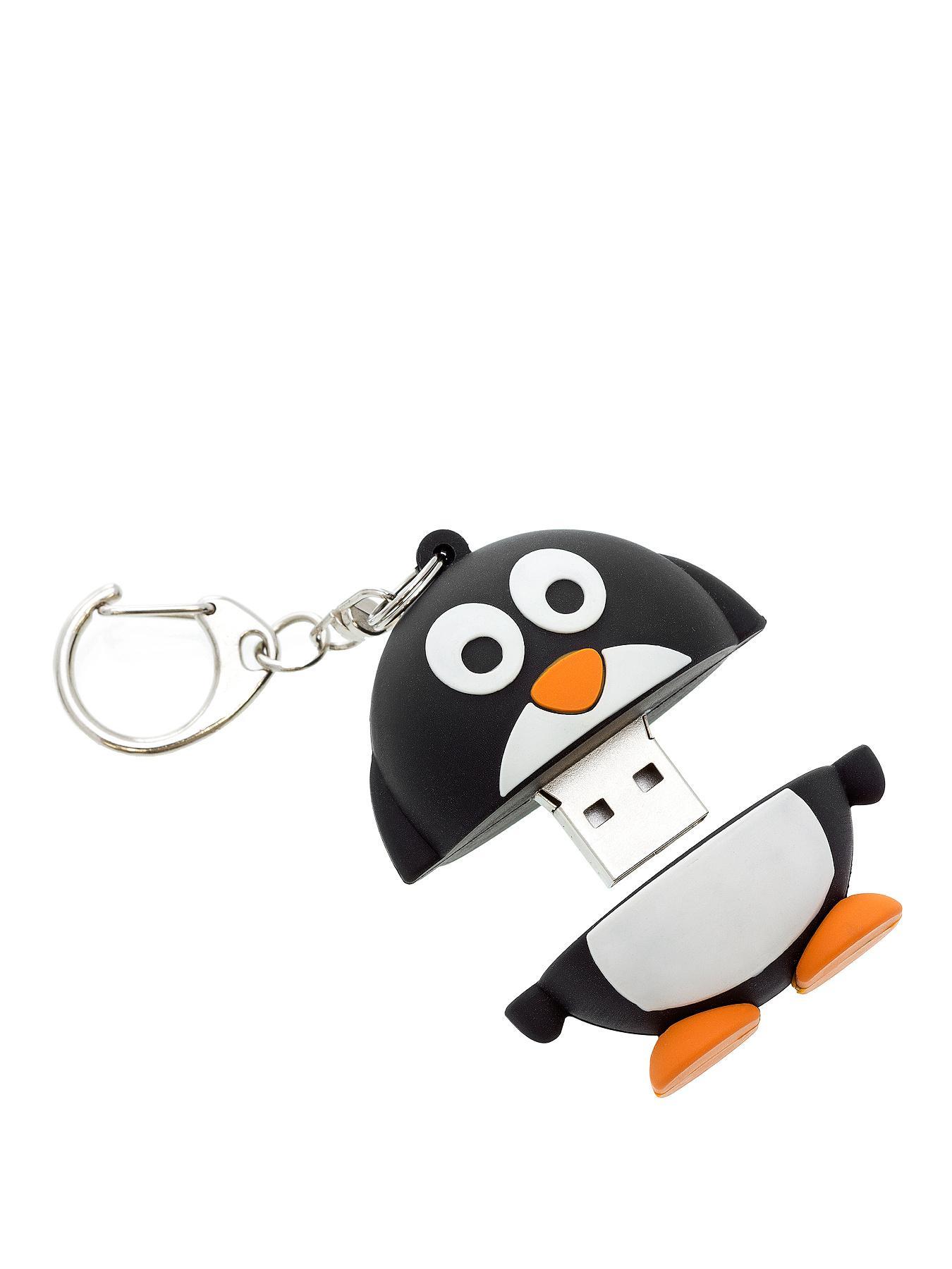 Trendz 8Gb Character Penguin USB Drive