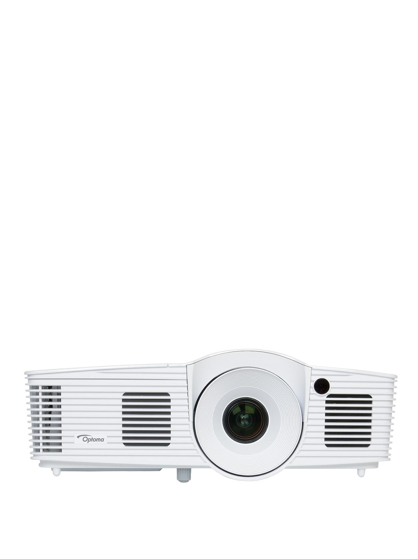 Optoma Optoma HD26 Full HD 1080p DLP Home Cinema Projector with integrated speaker with gaming mode