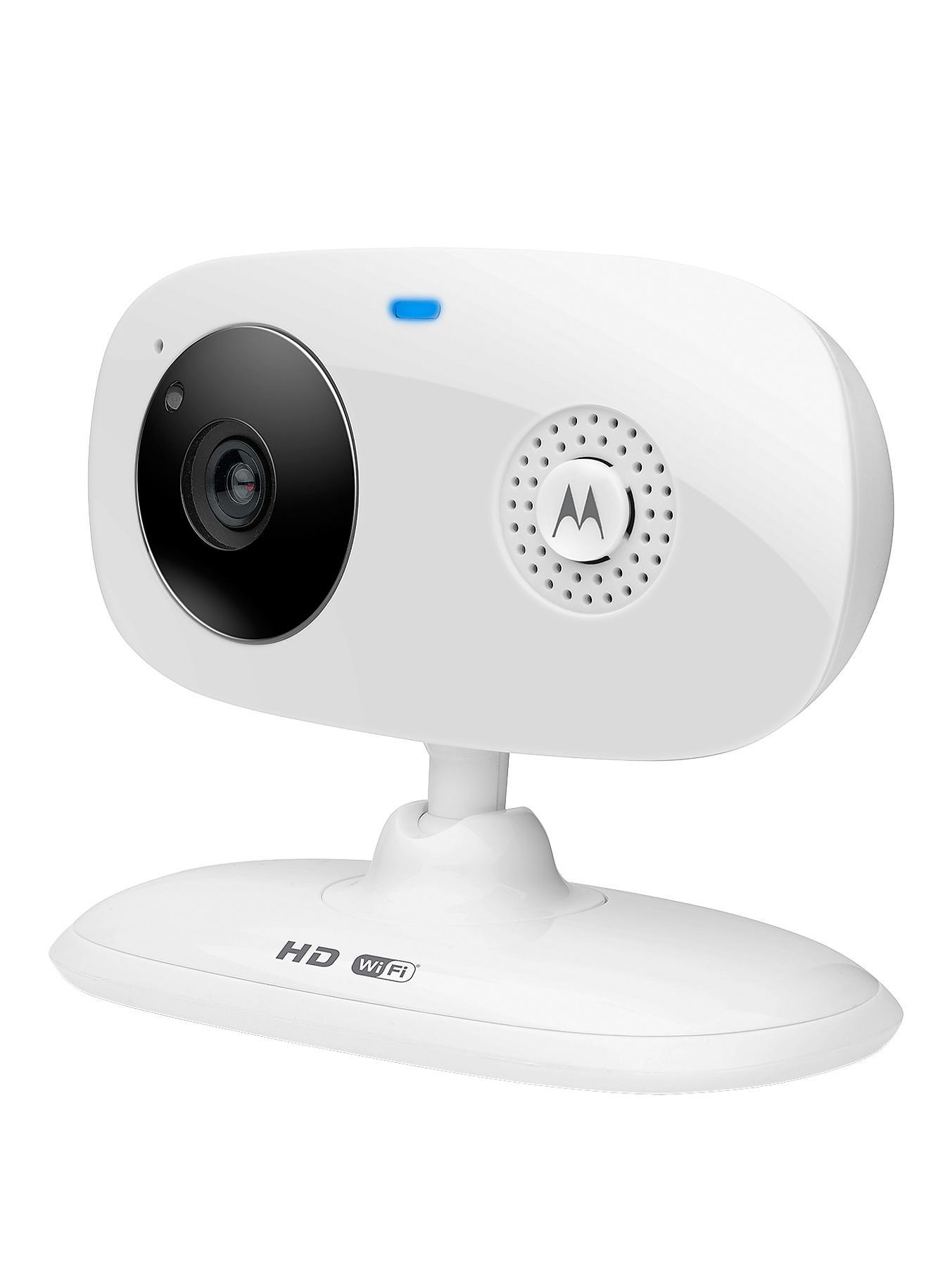 Motorola Focus66 Wi-Fi Home Monitoring Camera