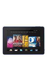 Fire HD 7, Quad Core, 1GB RAM, 16GB Storage, 7 inch Touchscreen Tablet - Blue
