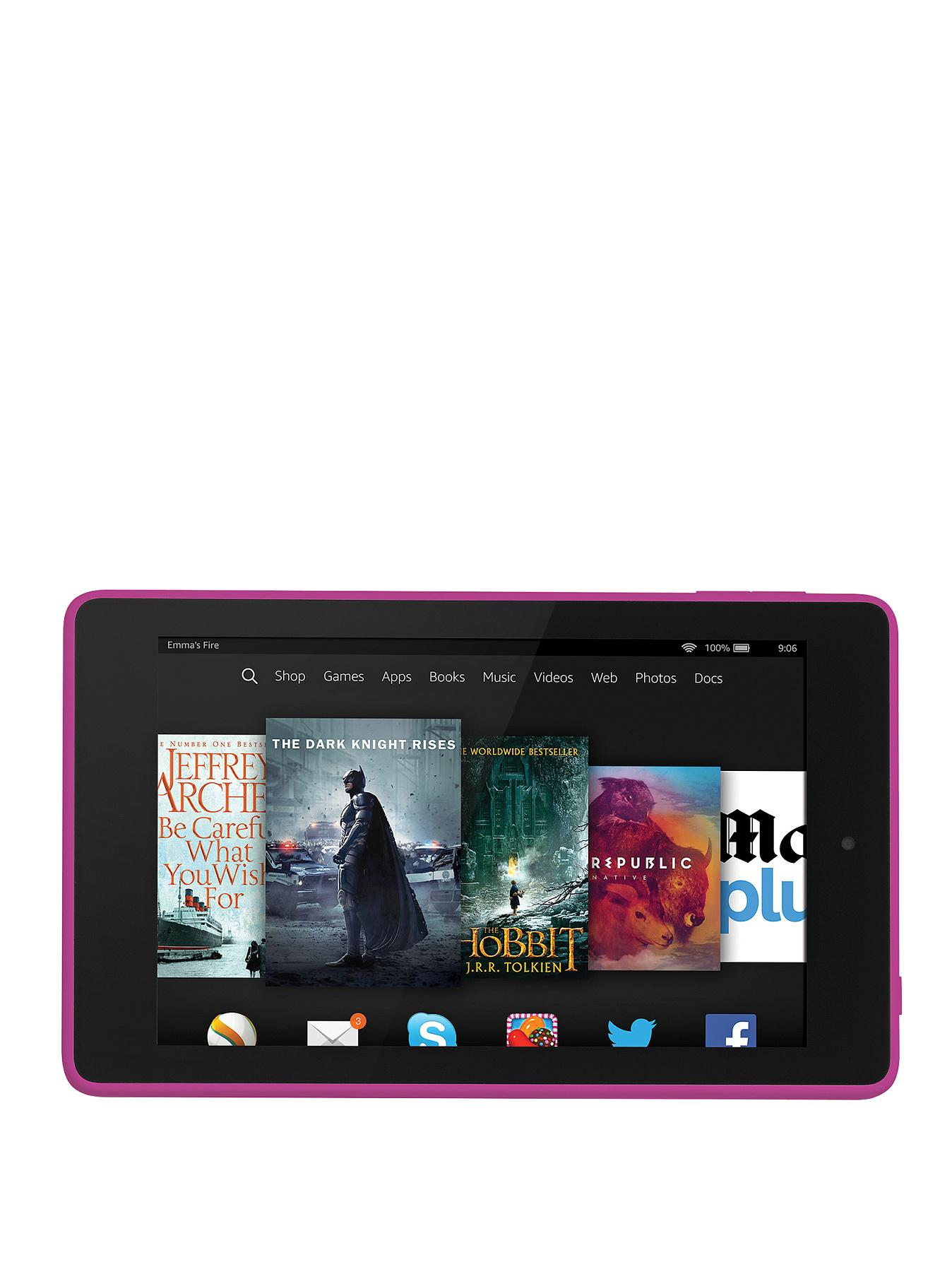 Very From Littlewoods Kindle Fire Hd6 Quad Core 1gb