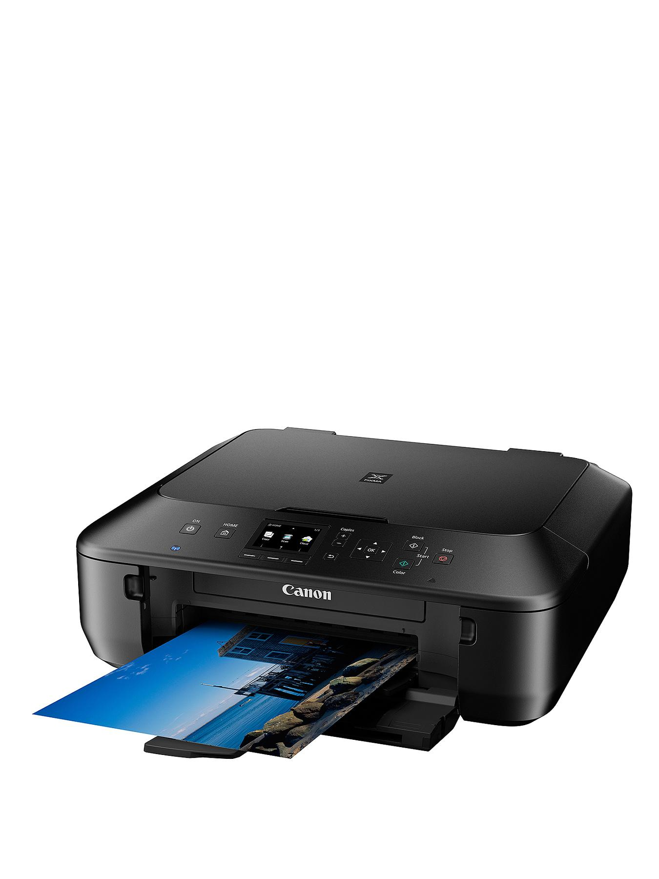 Canon Pixma MG5650 All in One Printer - Black