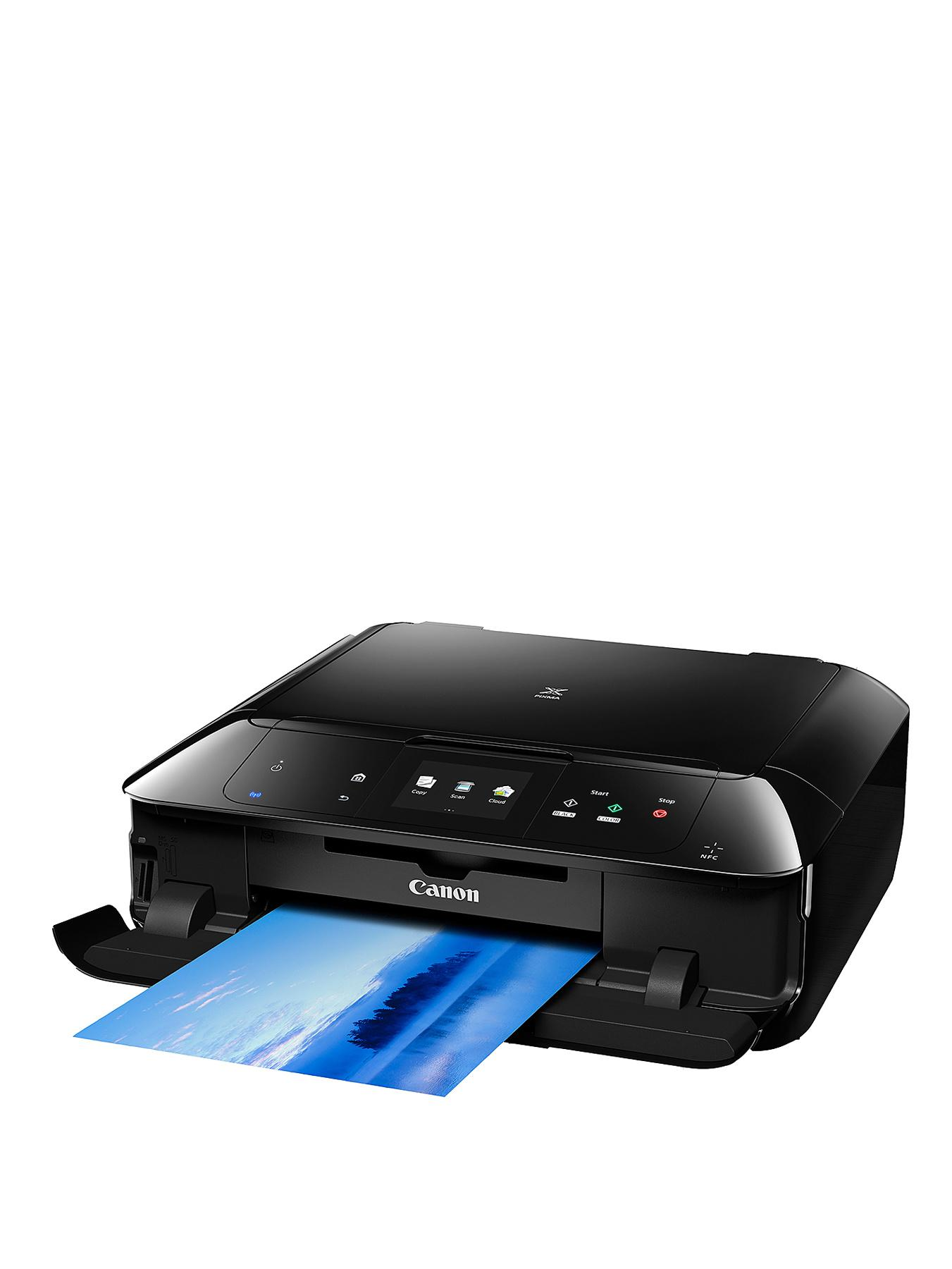 Canon Pixma MG7550 All in One Printer - Black