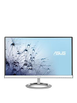 Asus Mx239H 23 Inch Ultra-Slim Frameless Monitor - Silver
