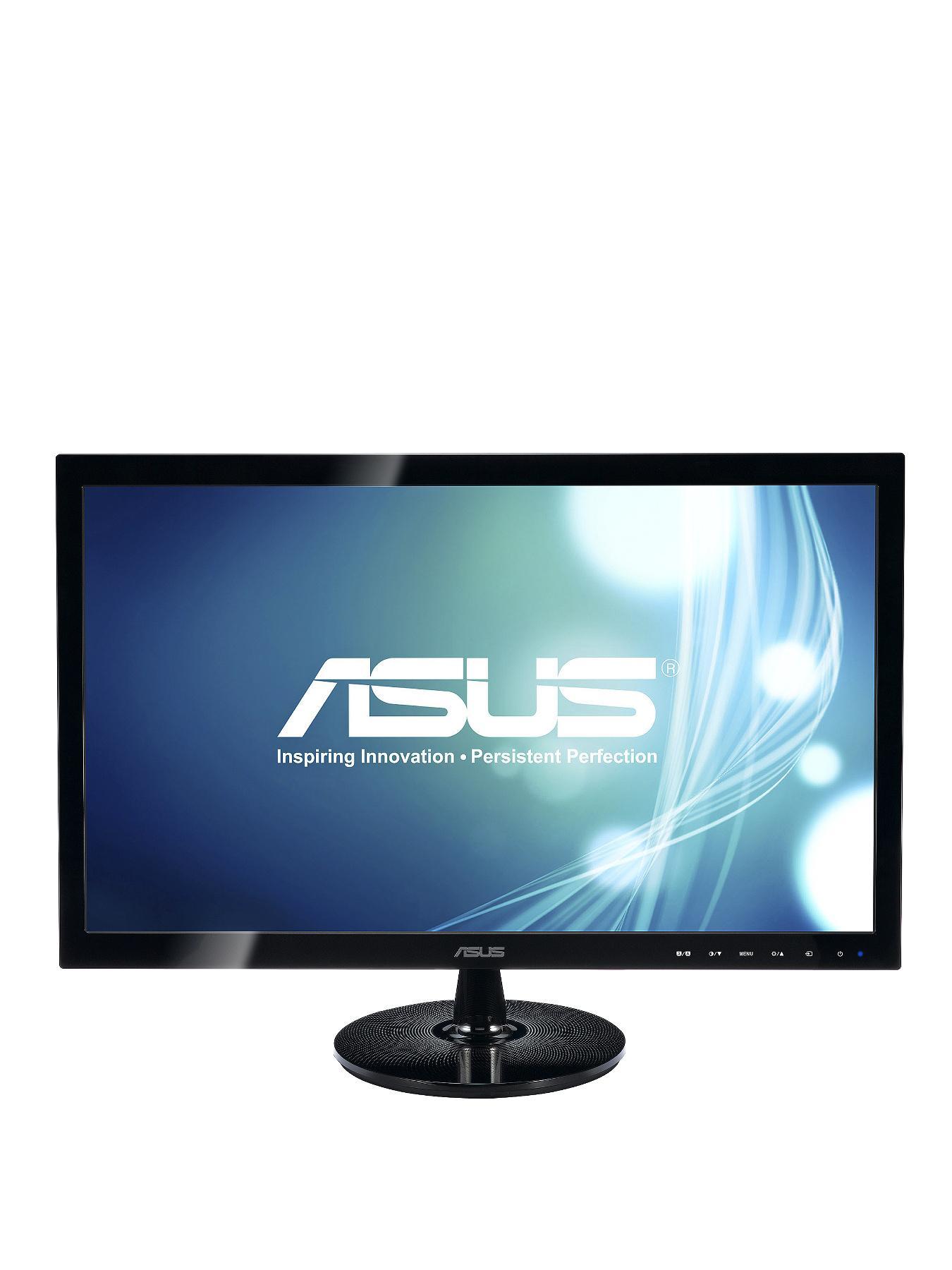Asus VS229HA 21.5 inch Monitor - Black