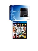 500GB Console + GTA V + FREE The Order: 1886 & The Last of Us: Remastered
