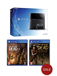 playstation-4-500gb-console-the-walking-dead-season-1-2