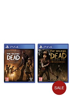 playstation-4-the-walking-dead-season-1-and-2-twin-pack