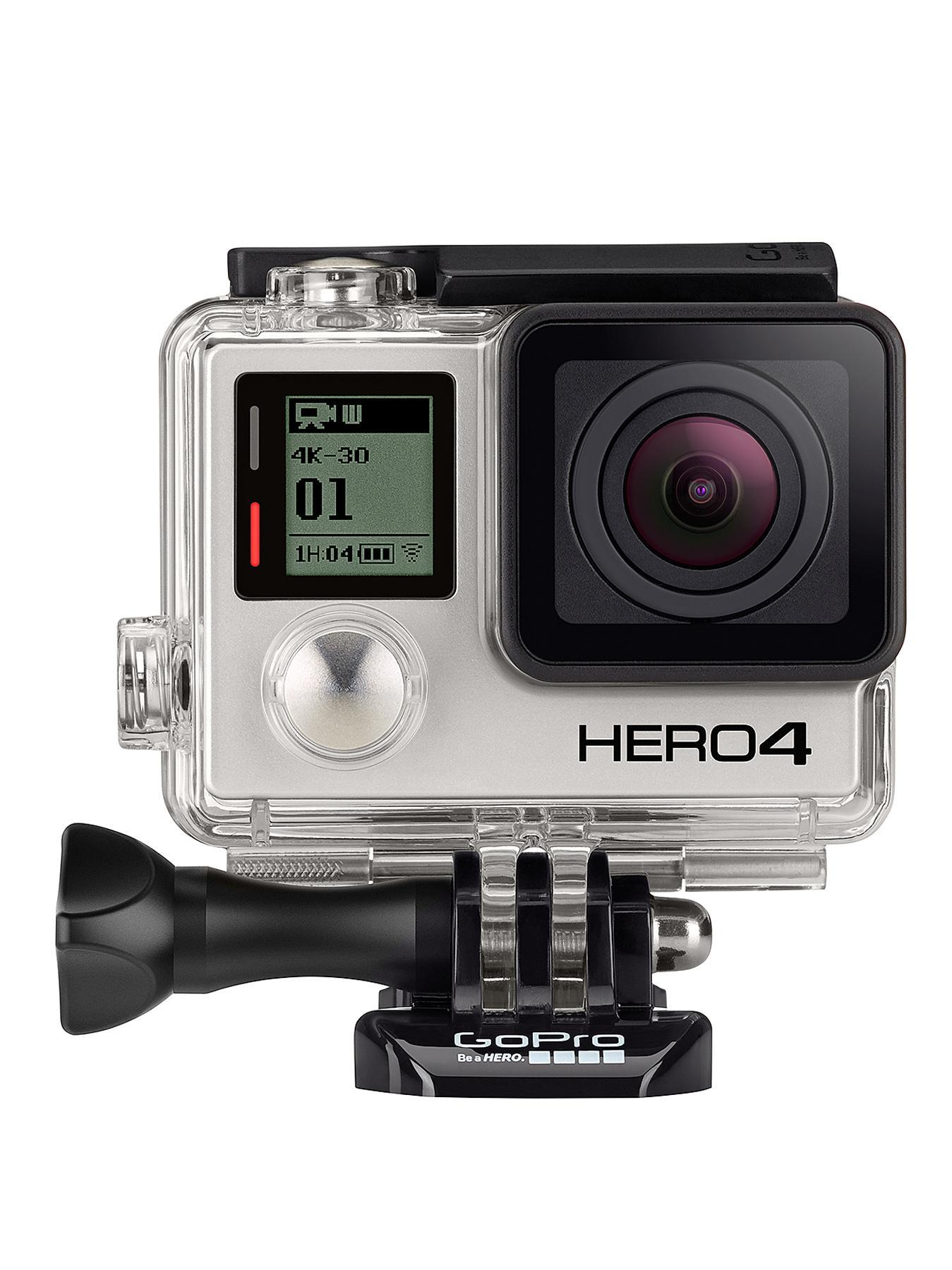 GoPro HERO4 Action Cam - Black