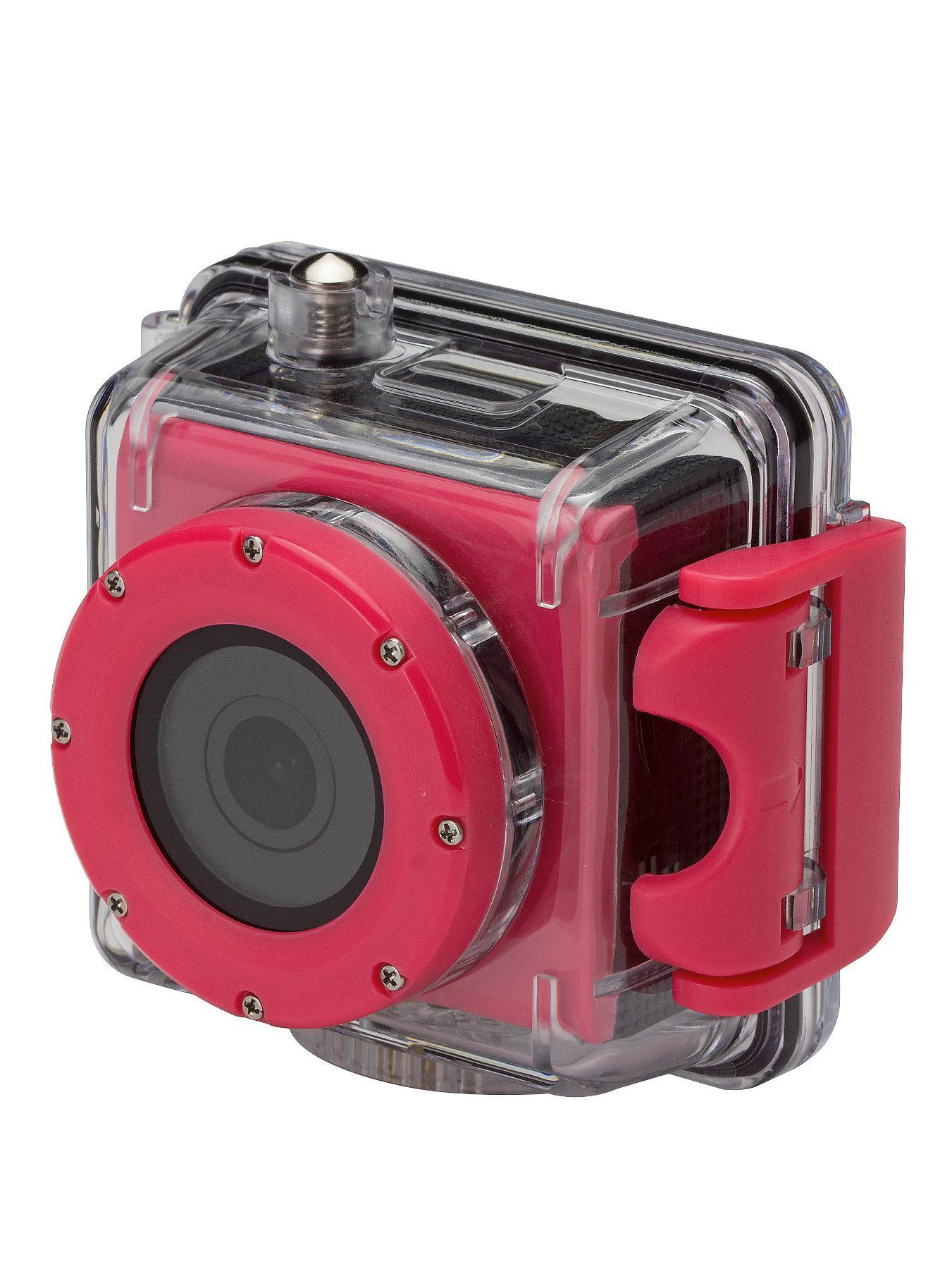 Kitvision Splash 1080p Action Camera - Pink