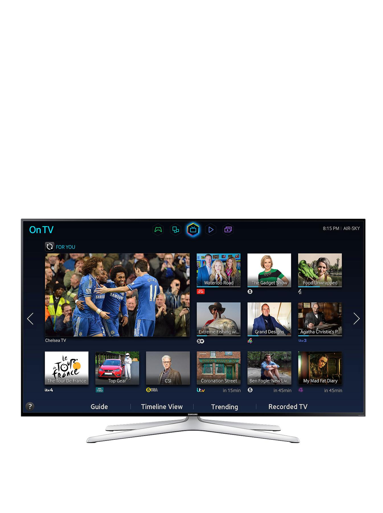 Samsung UE40H6240 40 inch Full HD Freeview HD Active 3D LED Smart TV
