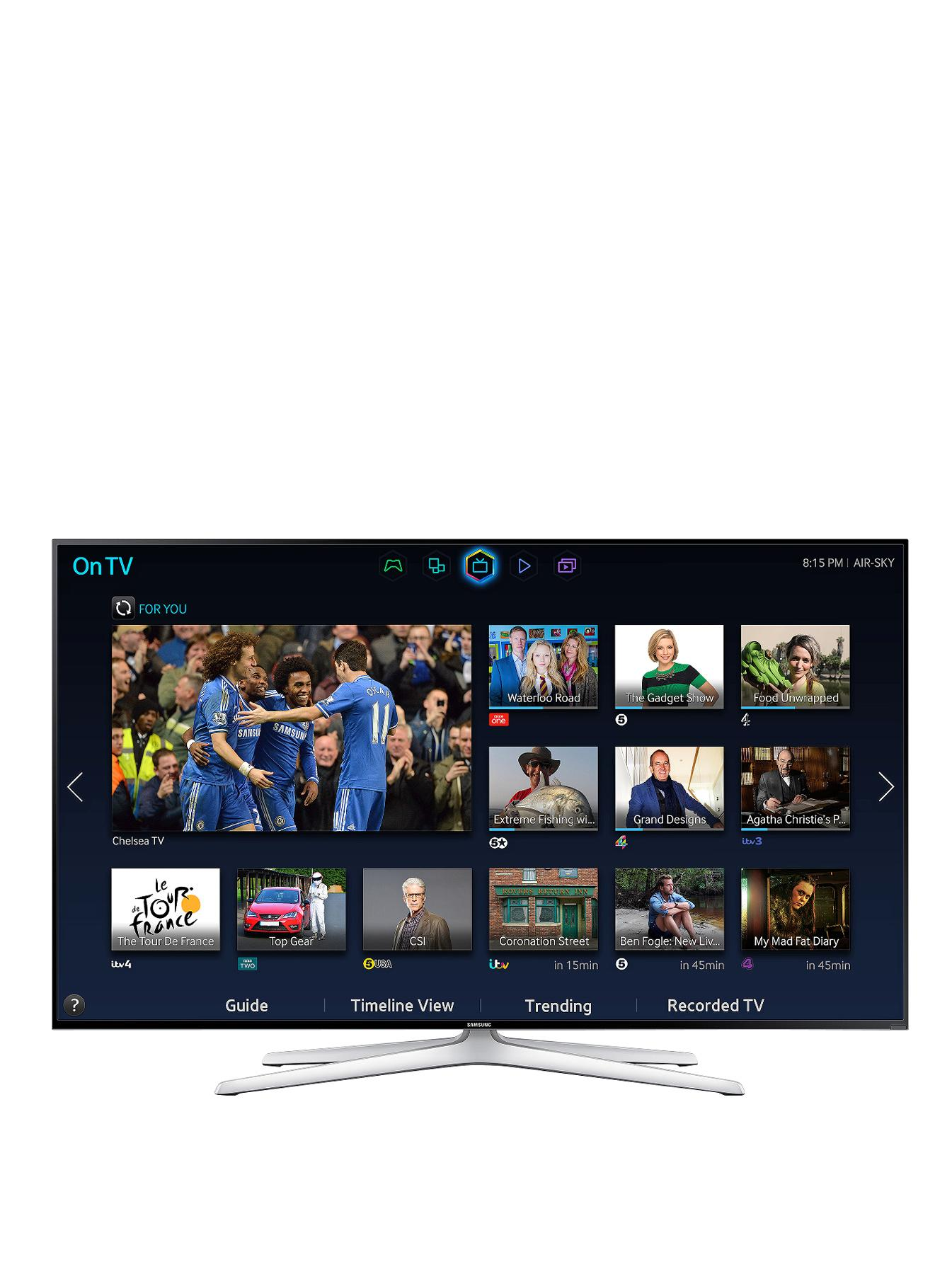 Samsung UE55H6240 Active 3D Smart Full HD Freeview HD LED TV