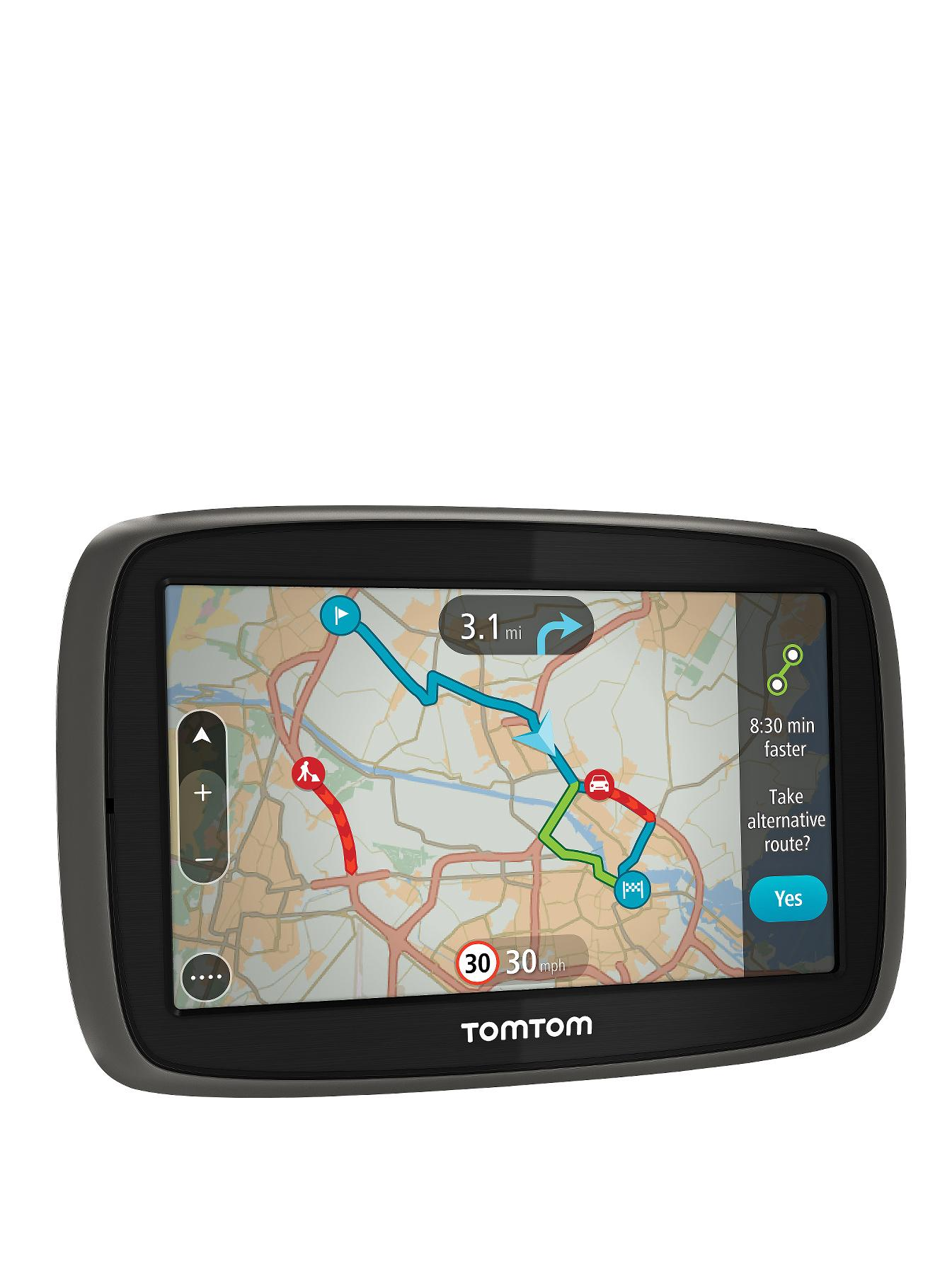 Tom Tom Go 40 EU Sat Nav Unit