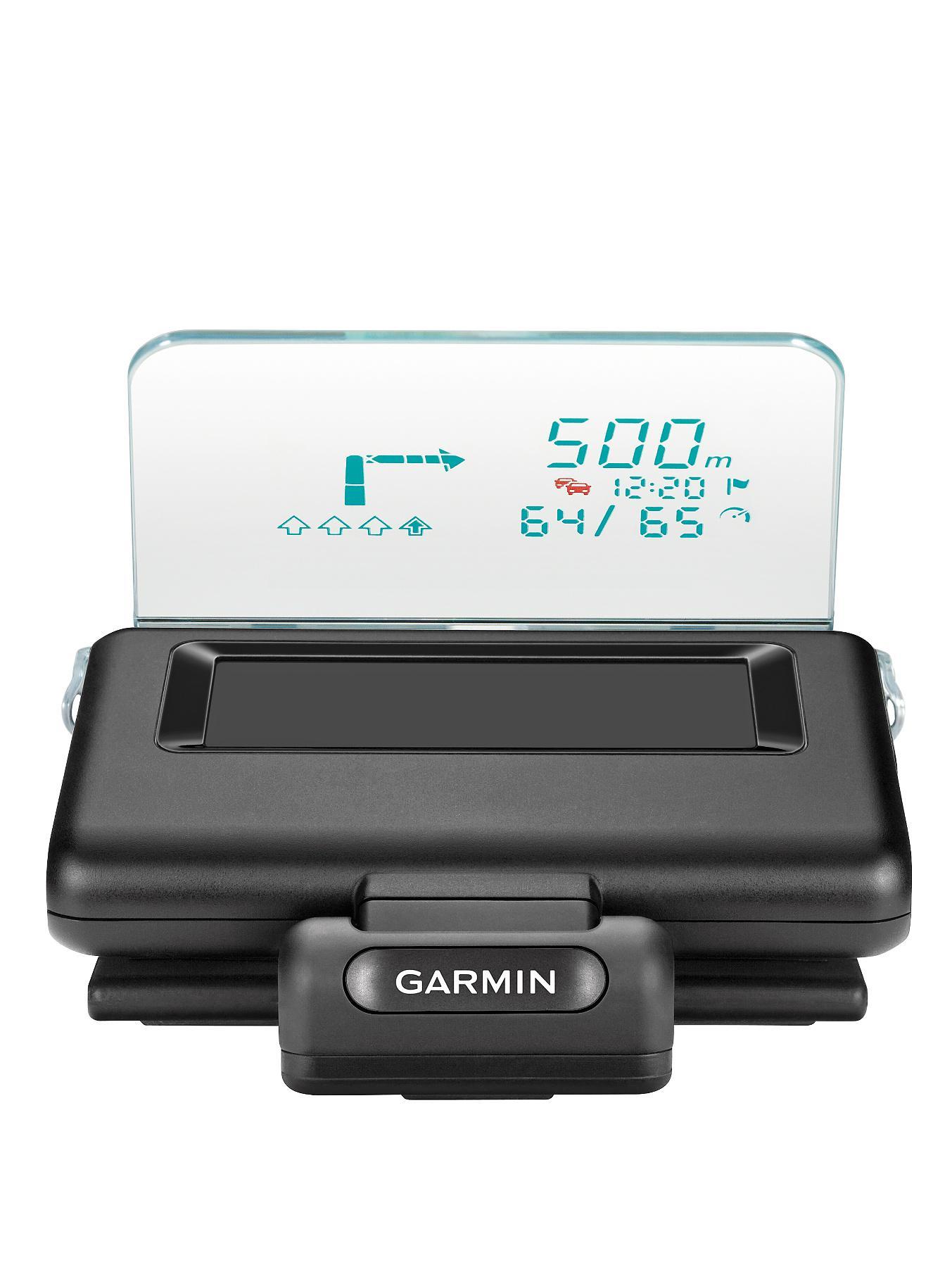 Garmin GARMIN HUD+ NAVIGATION SYSTEM