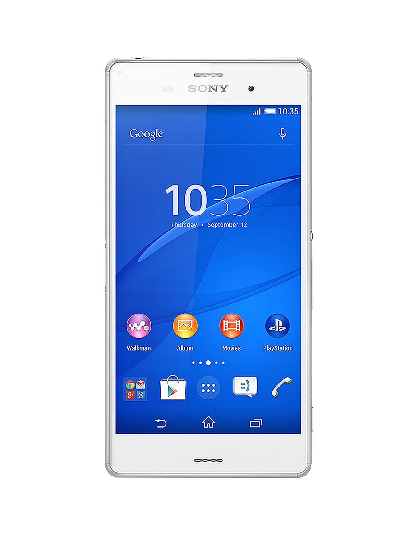 Sony Xperia Z3 5.1 inch Smartphone