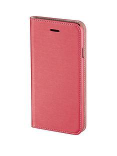 hama-iphone-6-slim-booklet-case-pink