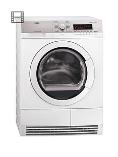 aeg-t86280ic-8kg-load-condenser-sensor-dryer-white