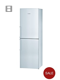 bosch-exxcel-kgn34vw20g-frost-free-freestanding-fridge-freezer-white