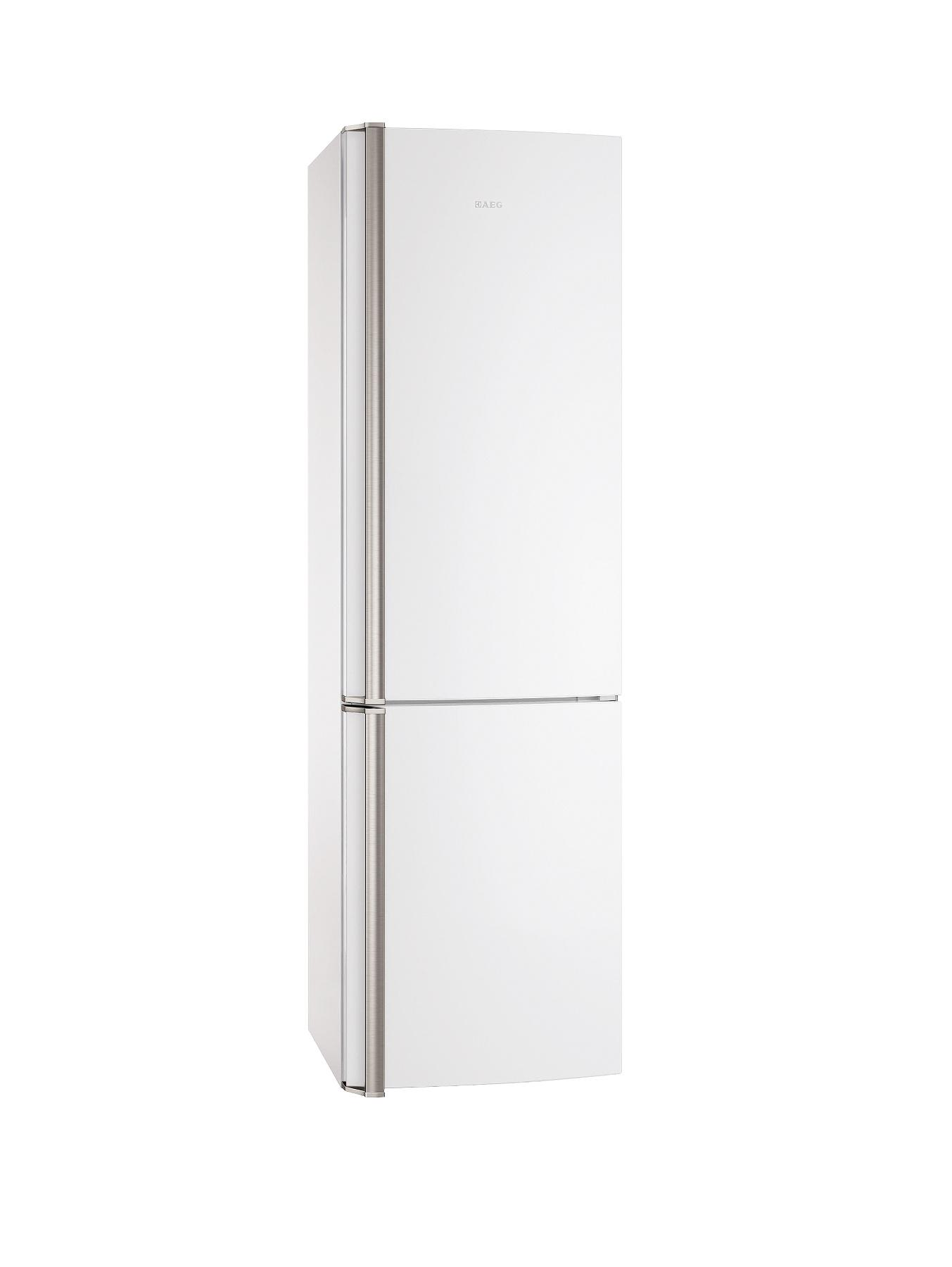 AEG S83420CTW2 Frost Free Fridge Freezer - White