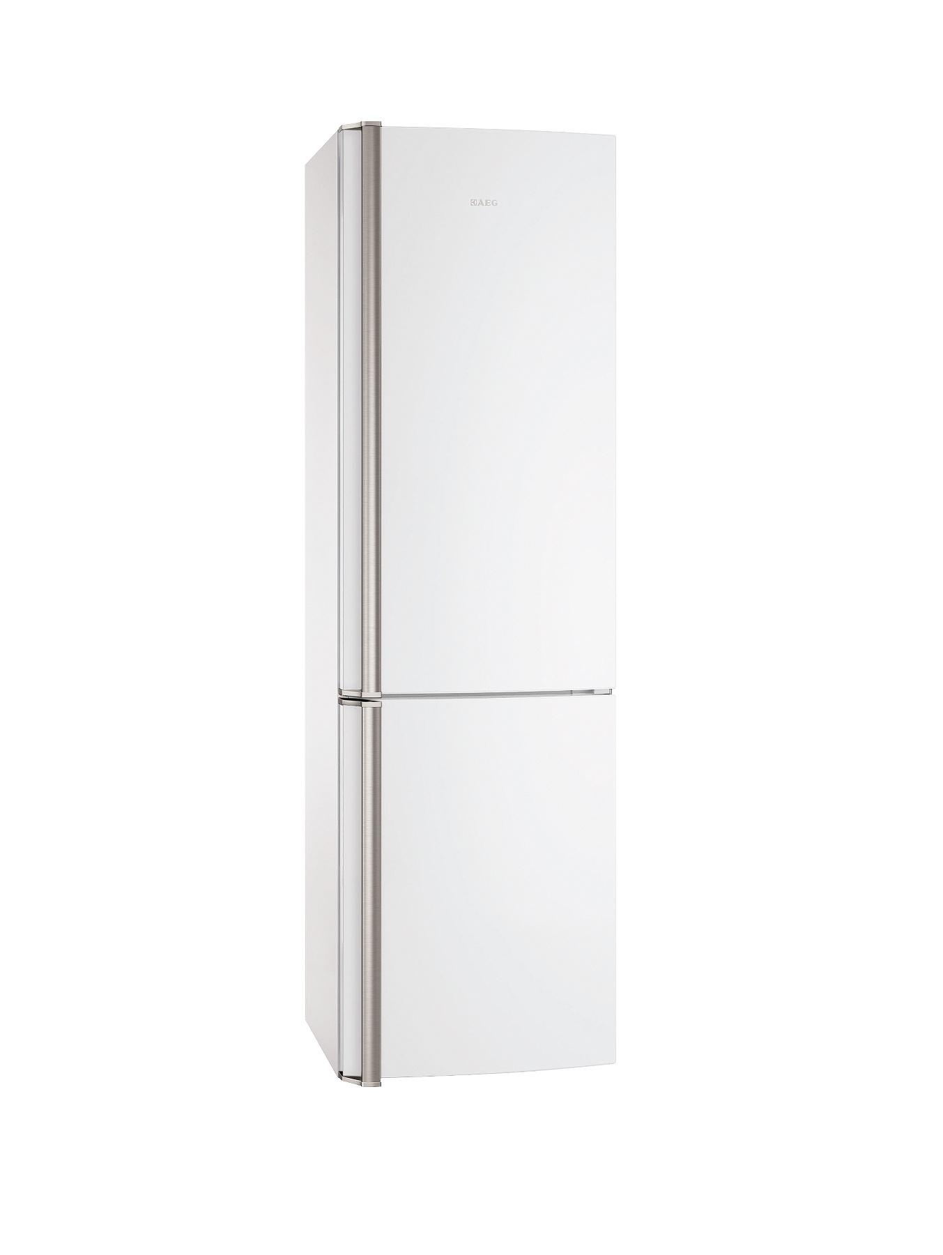AEG S83820CTW2 Frost Free Fridge Freezer - White