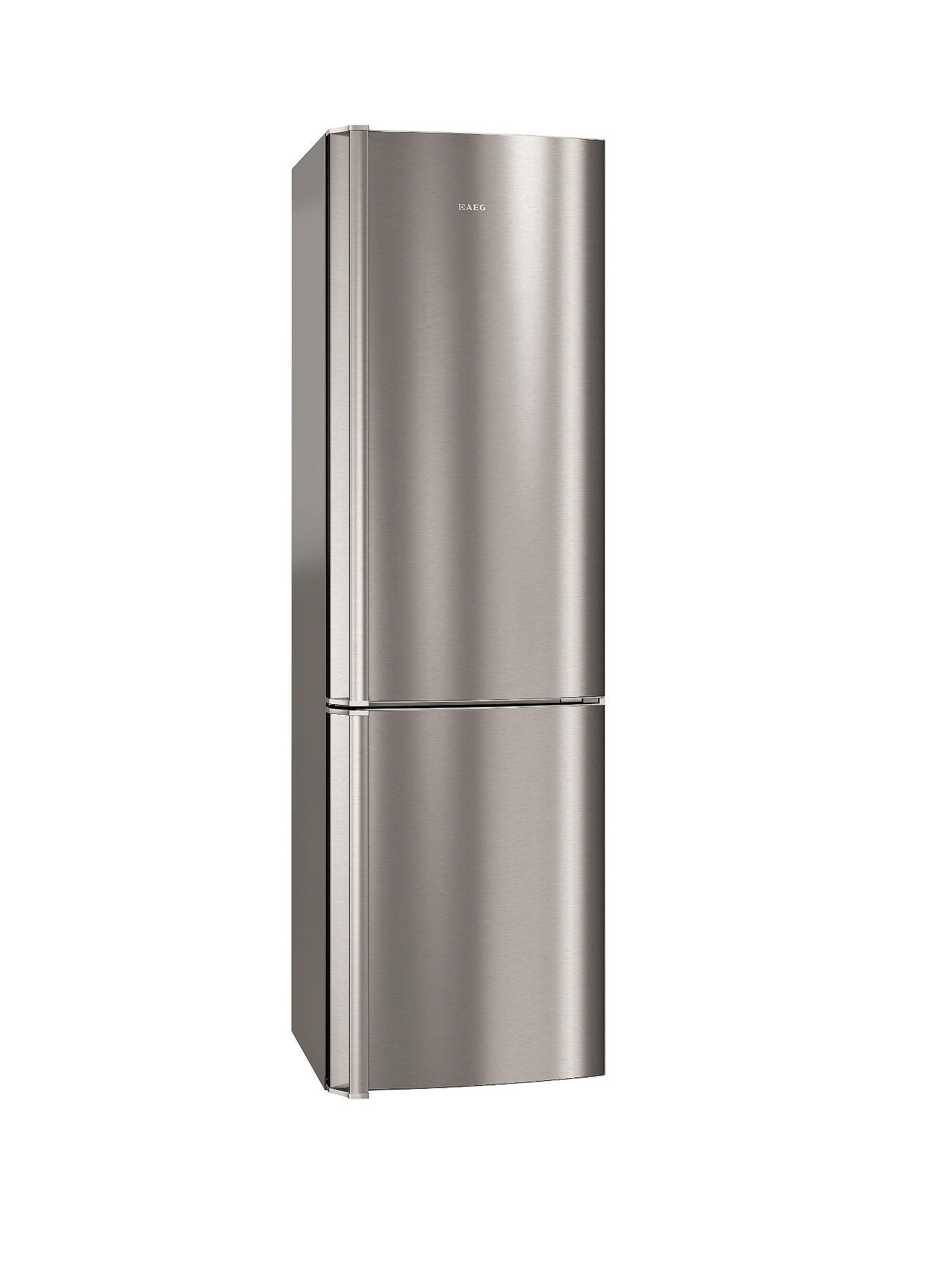 AEG S83820CTX2 Frost Free Fridge Freezer - Stainless Steel