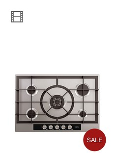aeg-hg755440sm-75cm-built-in-gas-hob-stainless-steel