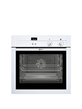 neff-b14m42w3gb-60cm-built-in-single-electric-oven-white