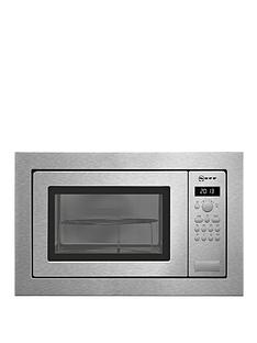 neff-h56g20n3gb-built-in-microwave-oven-with-grill-stainless-steel
