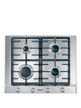 miele-km2010-65cm-gas-hob-stainless-steel