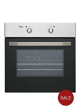 swan-sxb2020s-built-in-single-electric-oven-stainless-steel-next-day-delivery