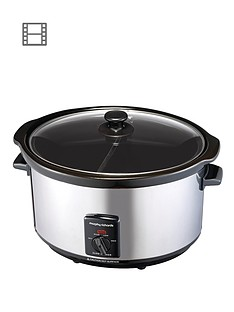 morphy-richards-48762-65-litre-partioned-slow-cooker