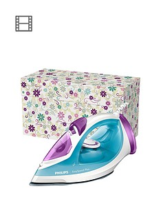 philips-gc254040-easy-speed-plus-steam-iron-with-storage-box