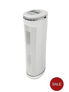 homedics-ar-29a-gb-oscillating-hepa-uv-c-tower-air-purifier