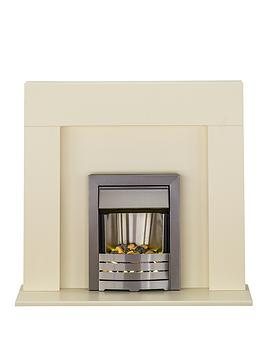 adam-fire-surrounds-miami-ivory-electric-fireplace-suite